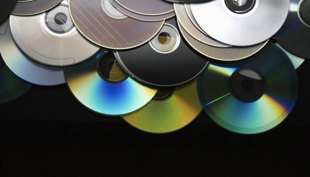 GRABACION CD