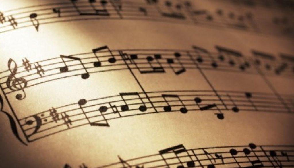 composicion partitura