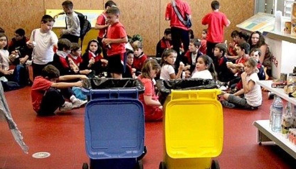 medio ambiente en el colegio